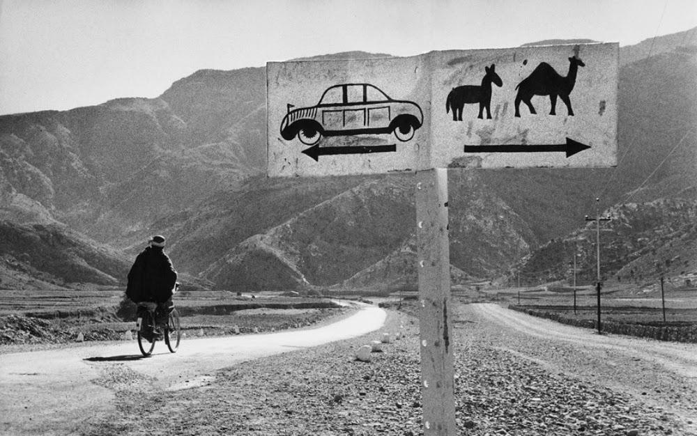 Khybar Pass, Afghanistan 1955