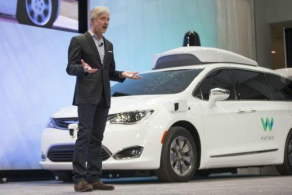 جوجل تكشف عن جديد نظامها للسيارات ذاتية القيادة