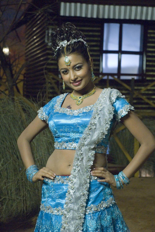 Hot Tamil Actresses Hot Tamil Actress Richa Sinha Blouse -1517