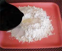 слоеное тесто для наполеона рецепт