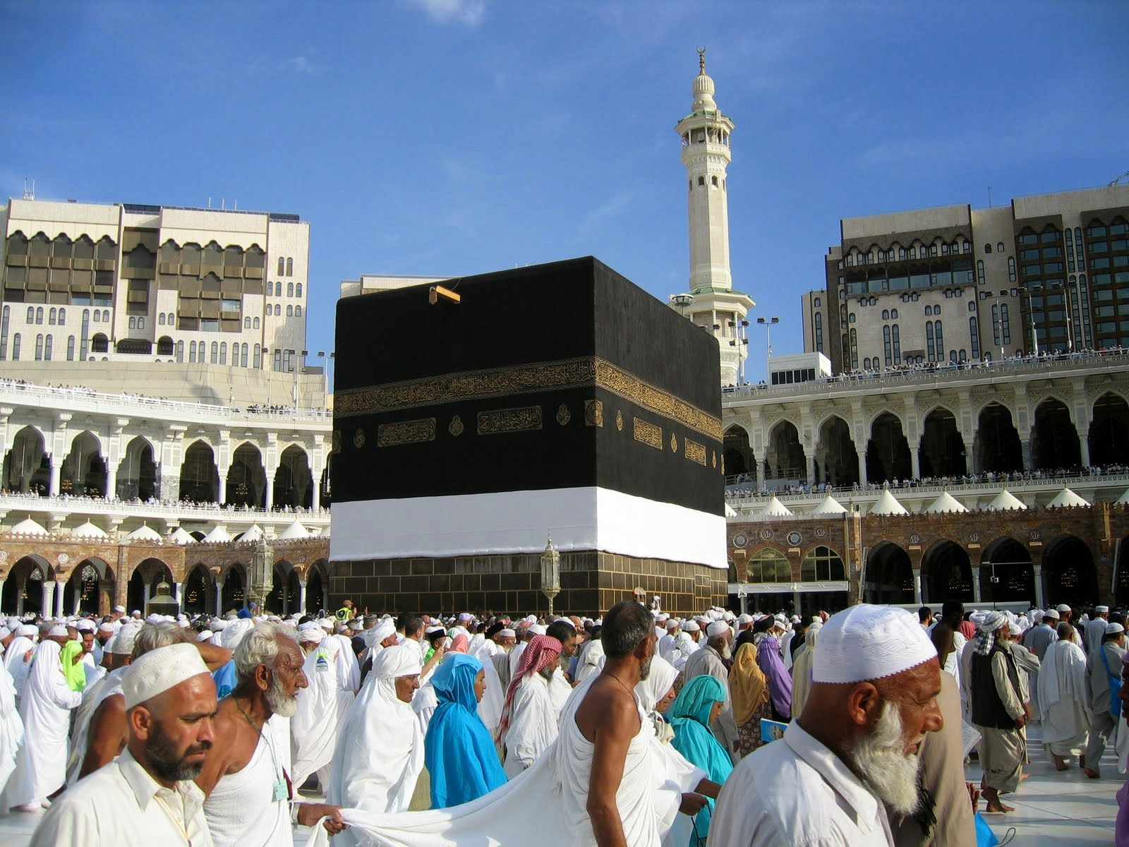 differences in Hajj and Umrah