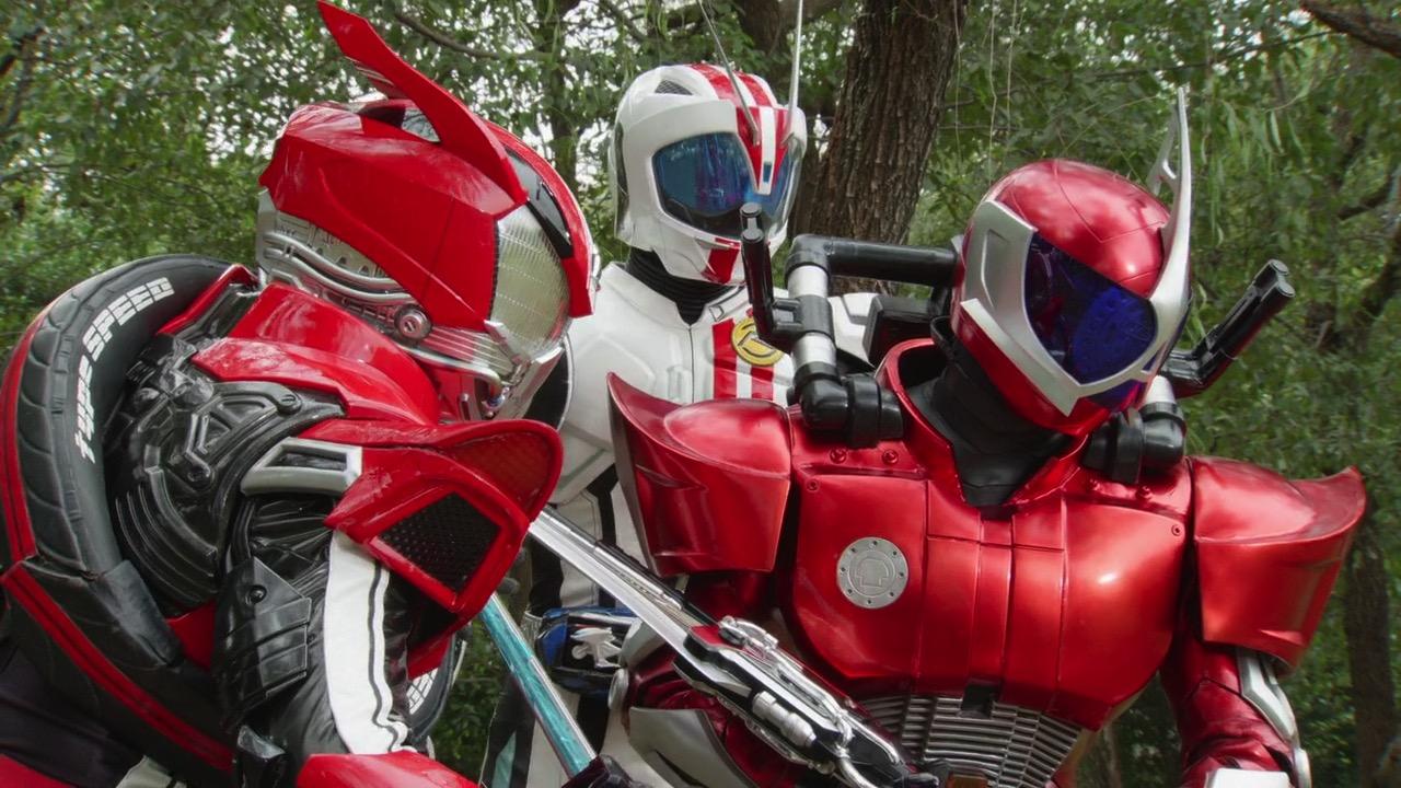 My Shiny Toy Robots: Movie REVIEW: Kamen Rider Drive Saga