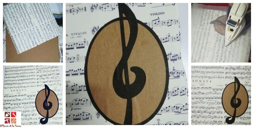 manualidades musicales