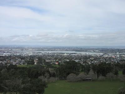One Tree Hill y parque Cornwall, Auckland, Nueva Zelanda