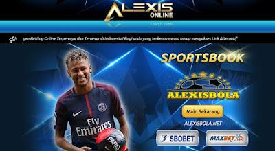 Alexisonline.co Agen Bola dengan Beberapa Link Alternatif