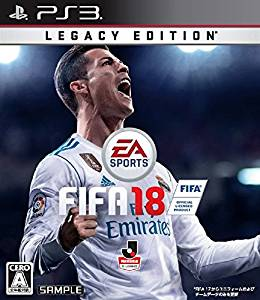 [PS3] FIFA 18 [FIFA 18 ] (JPN) ISO Download