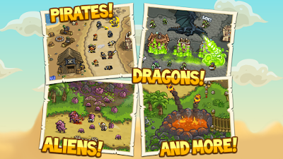 Kingdom Rush Frontiers 1.4.2 Mod Apk-screenshot-4