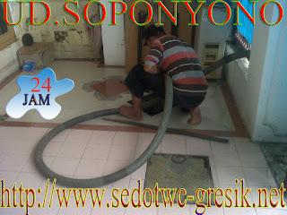 SEDOT WC KEDANYANG GRESIK TLP 085102818085