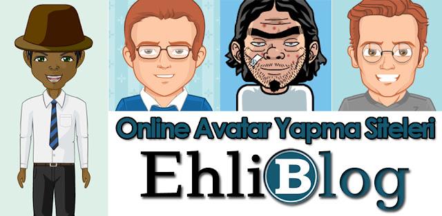 Online Avatar Yapma Siteleri