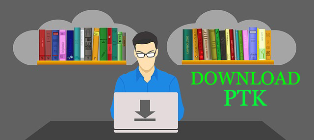 Download Gratis Contoh PTK PAUD TK SD SMP SMA MI MTs MA