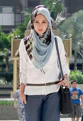 20 Model Hijab Terbaru Yang Lagi Ngehits 2017