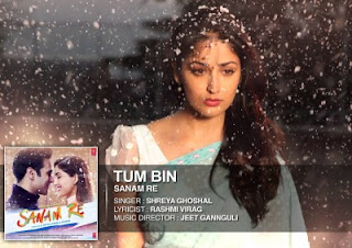 Lyrics Song Ghoshal - Tum Bin