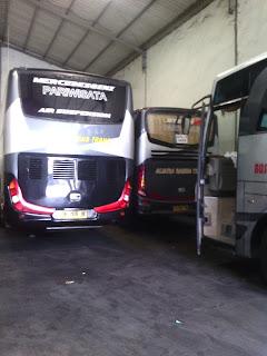 rental Bus Pariwisata PO. Fawwaz Tour Surabaya