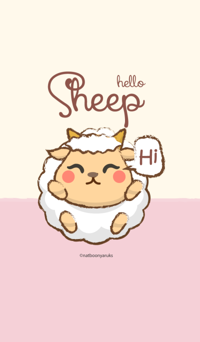 Hello Sheep