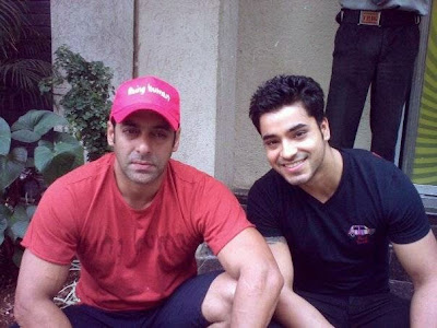 Gautam Gulati Unseen Photo Gallery with Salman Khan -GlamCeleb