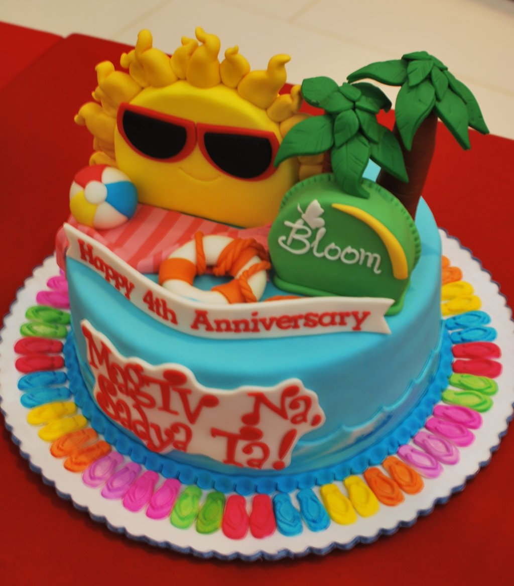 Emily Bakes Cakes April