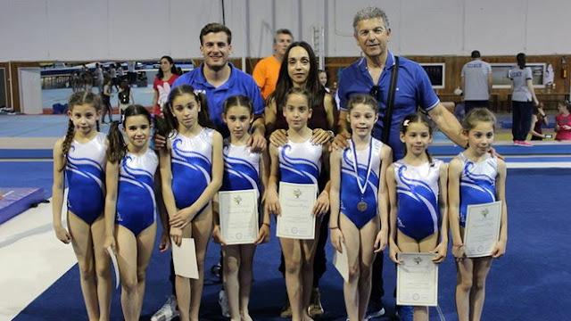 Σημαντικές διακρίσεις για τον Όμιλο Ενόργανης Γυμναστικής Αλεξανδρούπολης