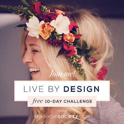 Live By Design With Katie Den Ouden!