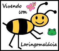 Vivendo com Laringomalácia Logo