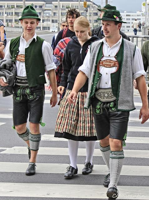 Viena - Costume austriece - blog FOTO-IDEEA