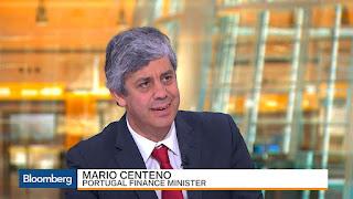 ο επικεφαλής του Eurogroup, Μάριο Σεντένο