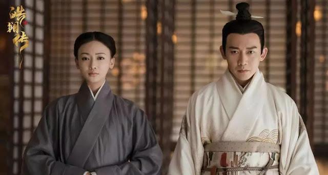 Legend of Haolan Wu Jinyan Nie Yuan