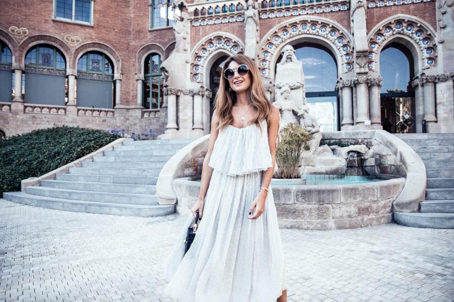 a trendy life fashion fashion blogger tcn tcn fashion show 080bcnfashion vestido vaporoso20180625 080 tcn 025 - VESTIDO MIDI VAPOROSO - 080 BARCELONA FASHION
