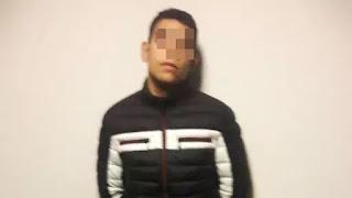 """Carlos Emanuel Ortiz, alias """"Carlitos"""", es el acusado por el asesinato del zapatero Eduardo Herrlein"""