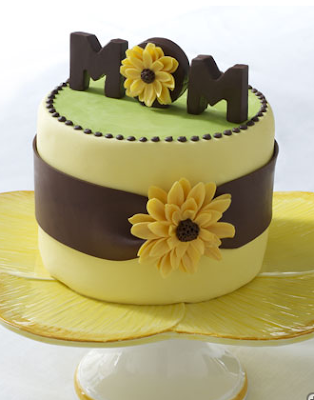 Mother's Day Cake Decorating Ideas : Let's Celebrate!