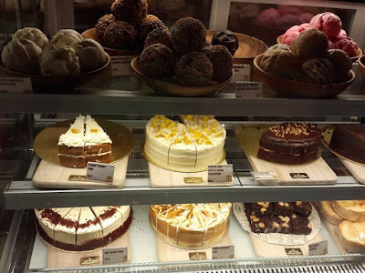 Cakes at Cocoa Colony, 313 Somerset