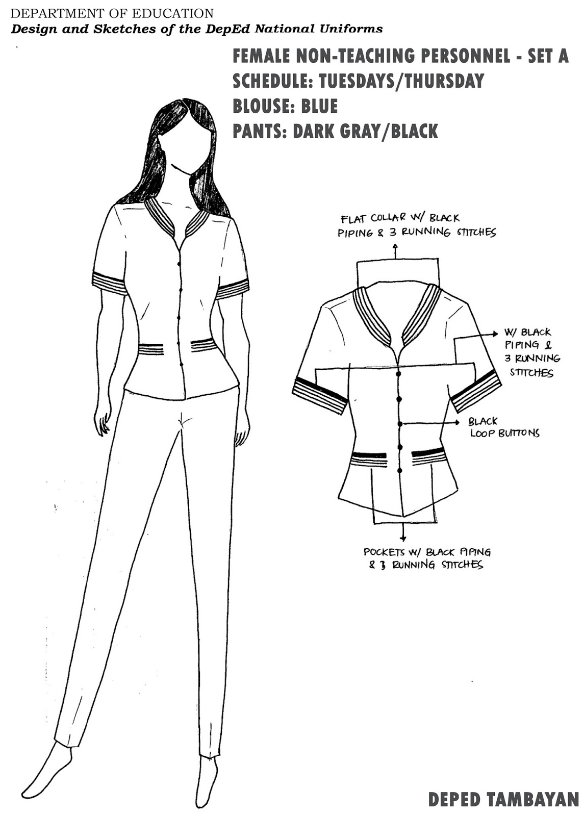 Sample Letter Of Request For Approval For Uniforms