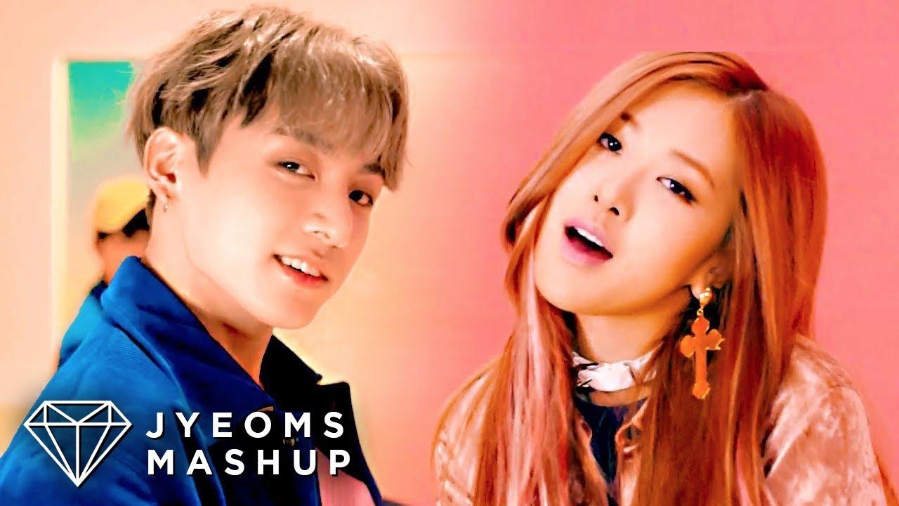 SEAN34: BTS & BLACKPINK - DNA X 휘파람 WHISTLE (MASHUP) mp3