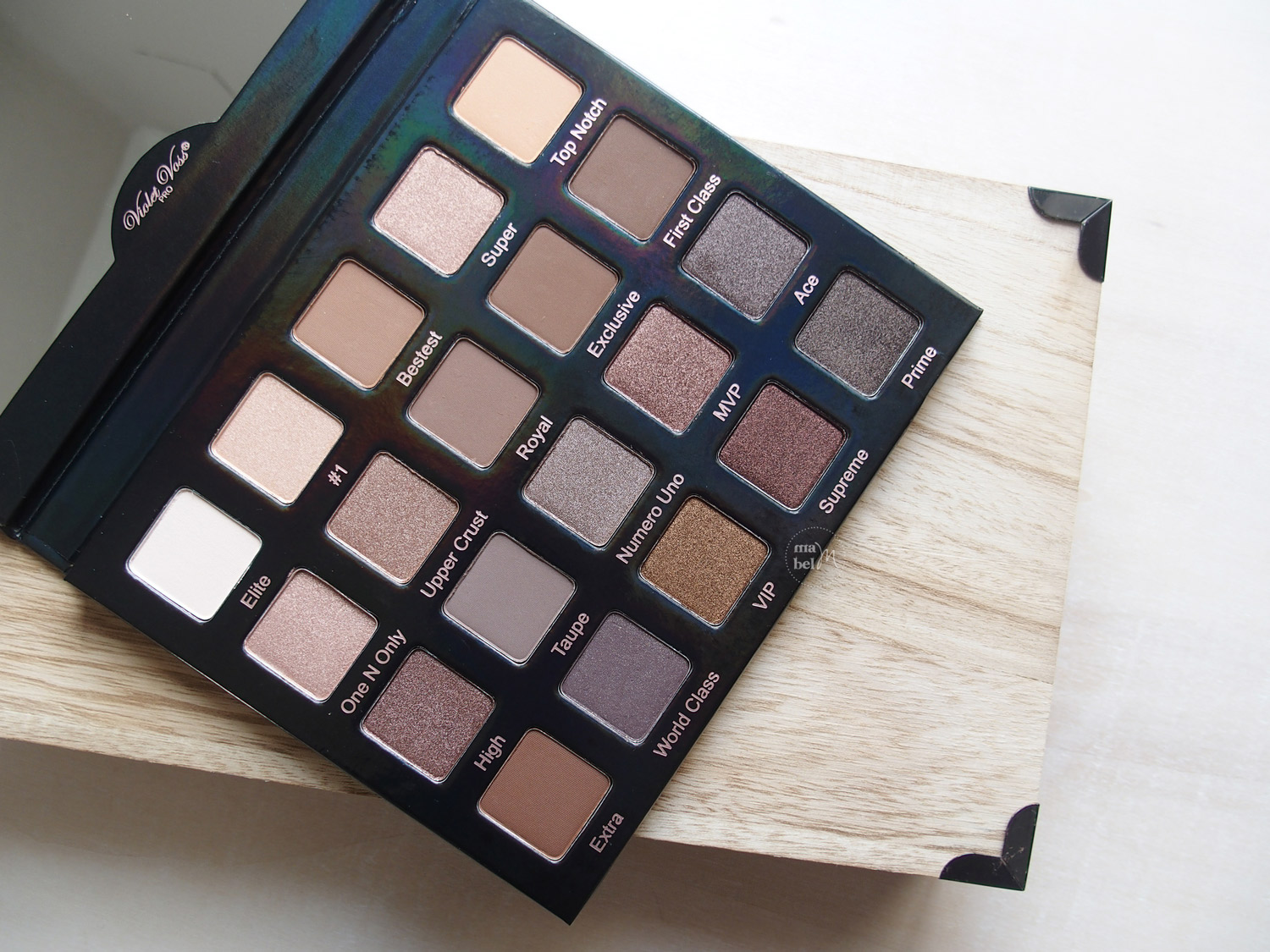 Taupe Notch Palette by Violet Voss Cosmetics #14