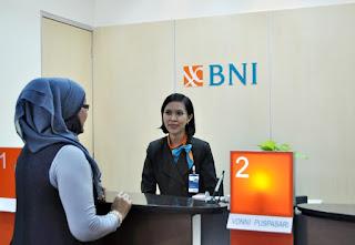 Lowongan Kerja Terbaru Sales Bank BNI