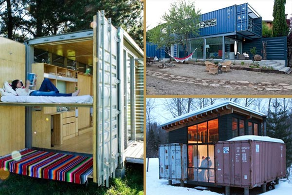 Space Saving Tips For Your Container House Furniture