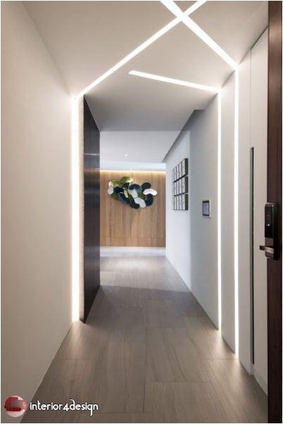 Decorative Gypsum Board Corridors 12