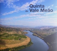 "The book ""Quinta do Vale Meão"""