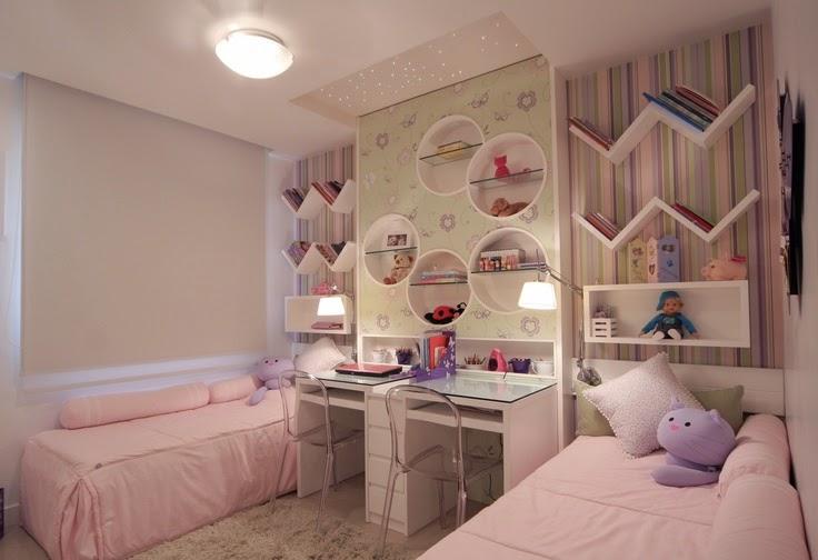 Decoracion Dormitorio Bebe Nina - Decoracion-habitacion-de-bebe-nia