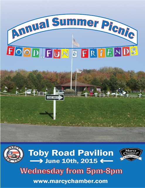 Marcy Chamber Annual Picnic