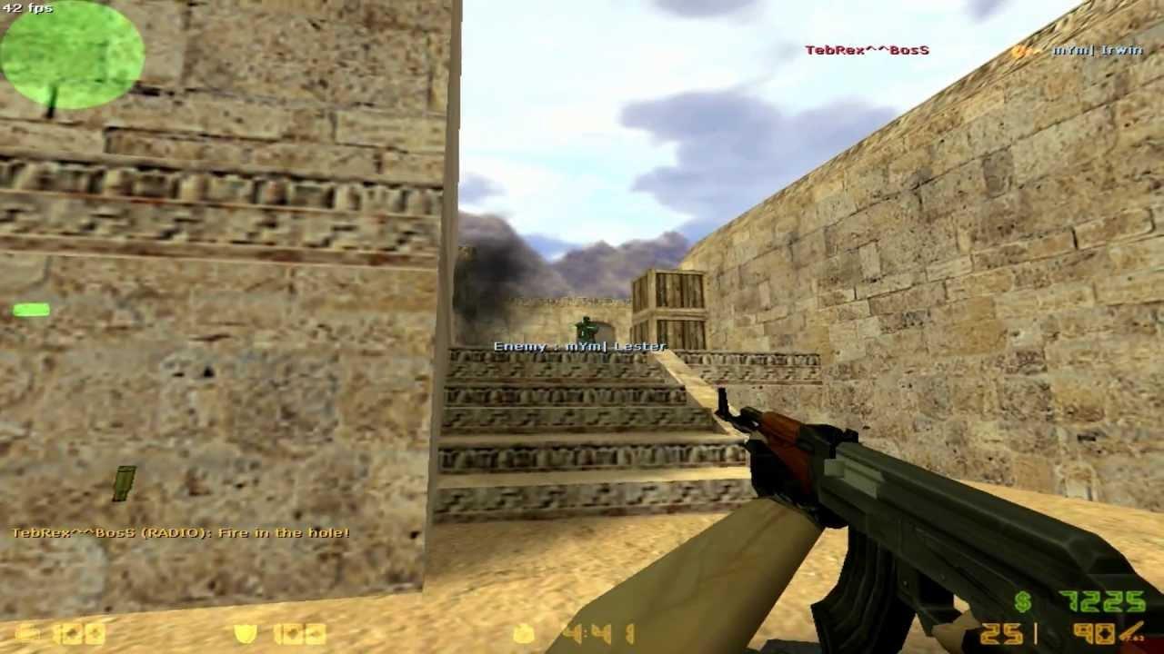 Counter Strike 1.6 (Offline) for PC - Mekuin