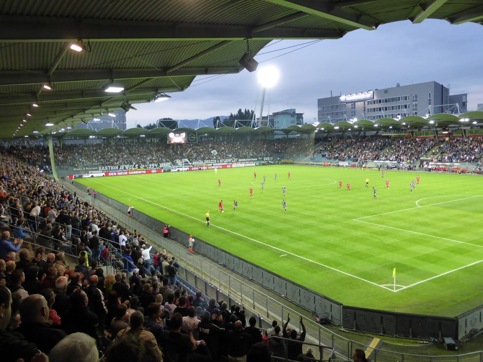 Sk Sturm Graz Fc