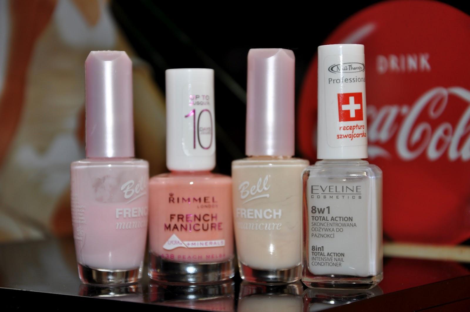 French Manicure Domowym Sposobem