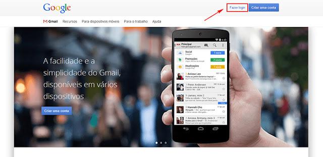 E-mail Gmail - Como entrar direto sem logar