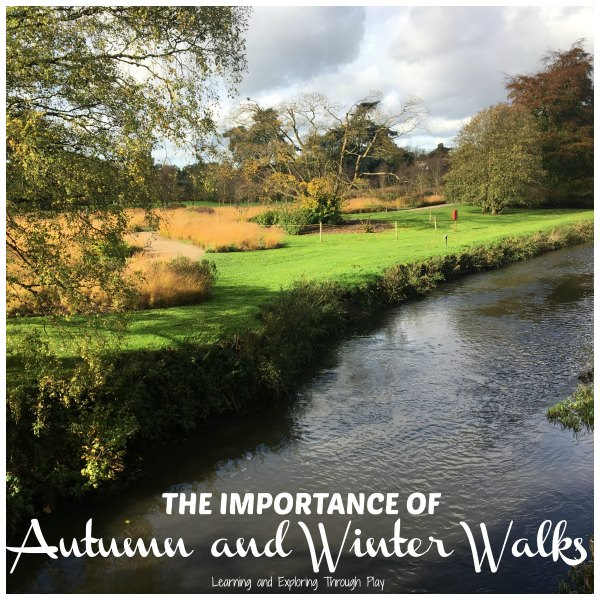 Autumn and Winter Walks