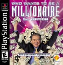 Who Wants To Be A Millionaire - 2nd Edition - PS1 - ISOs Download
