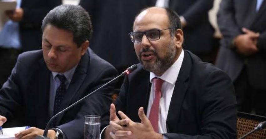 Ministro de Educación mostró «preocupación» por jueces que verán el enfoque de género