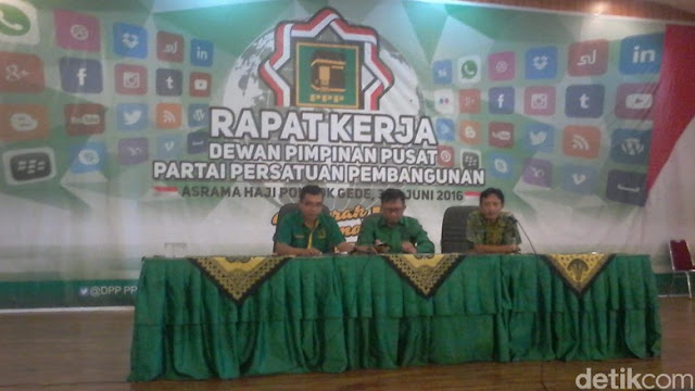 PPP: Kami Cari Tokoh yang Tepat untuk Pilgub DKI, Bukan Haji Lulung