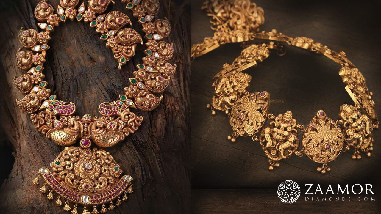 What Is Temple Jewellery How To Wear Temple Jewellery