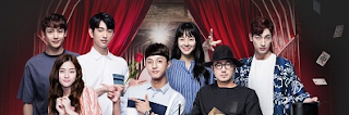 Sinopsis Drama Korea Magic School Episode 1, 2, 3, 4, 5, 6, 7, 8, 9, 10, 11, 12,13, 14, 15, 16 Sampai Terakhir