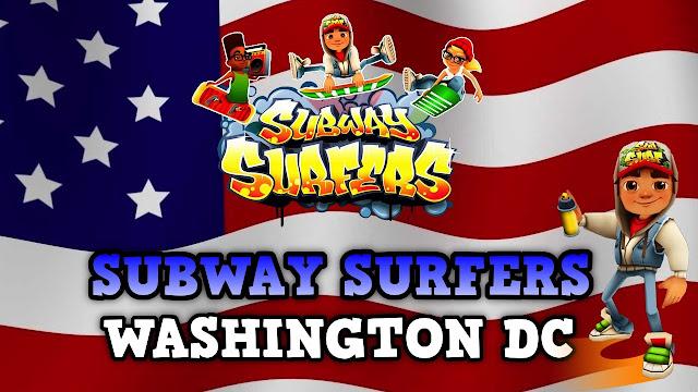 تحميل لعبة قطارات الانفاق Subway Surfers v1.63.0  مهكرة للاندرويد (اخر اصدار)